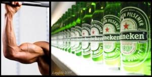 Алкоголь и мышцы