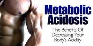 Метаболический ацидоз