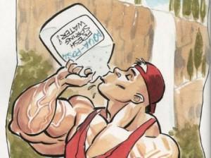 Можно ли пить во время тренировки?