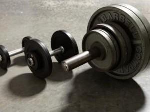 Рабочие веса: принцип наращивания