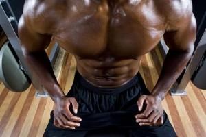 Как симметрично развить грудные?