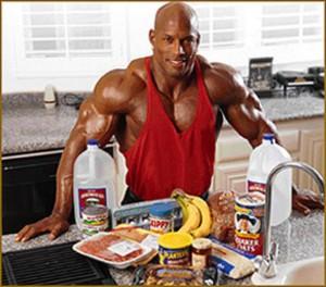 Спортивное питание для бодибилдеров