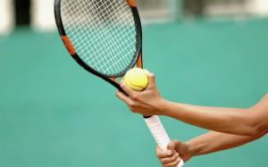 Активный отдых на теннисных кортах
